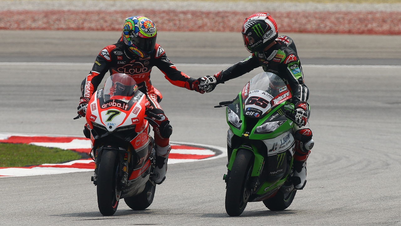 Jonathan Rea vs Chaz Davies, sus once mejores duelos en el Mundial de Superbike