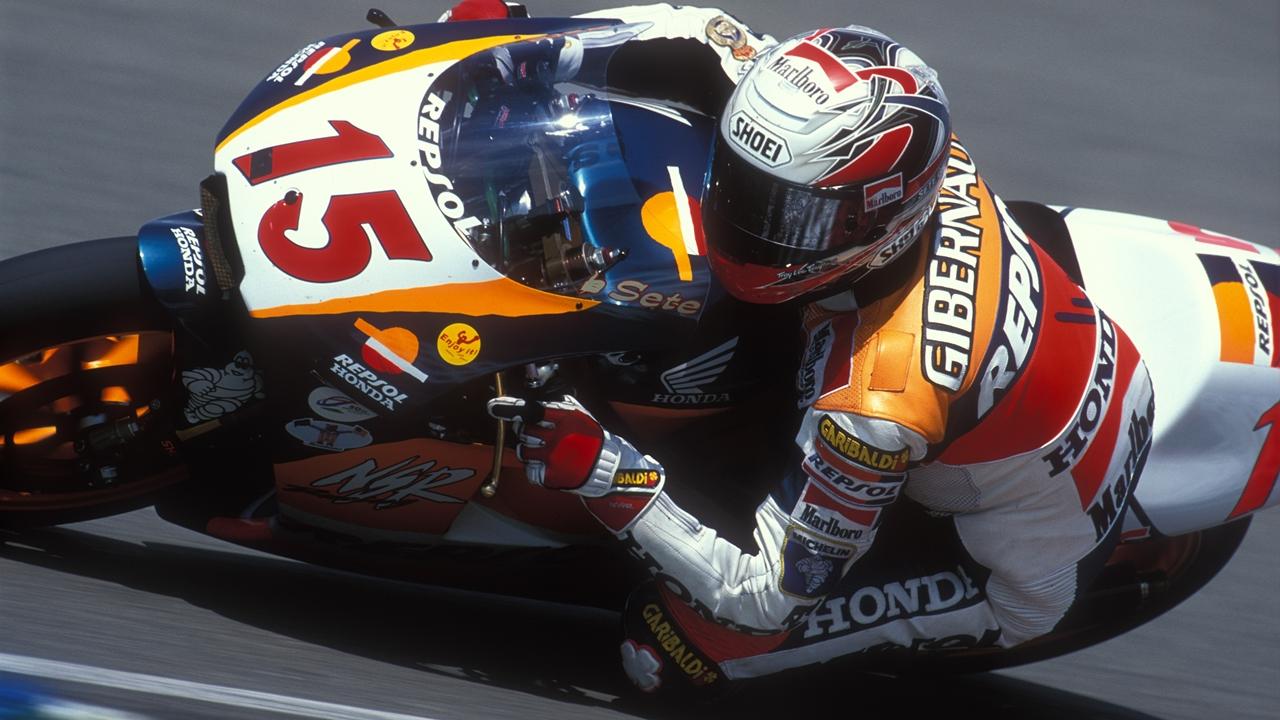 Sete Gibernau vuelve a subirse a la Honda MotoGP más de una década después