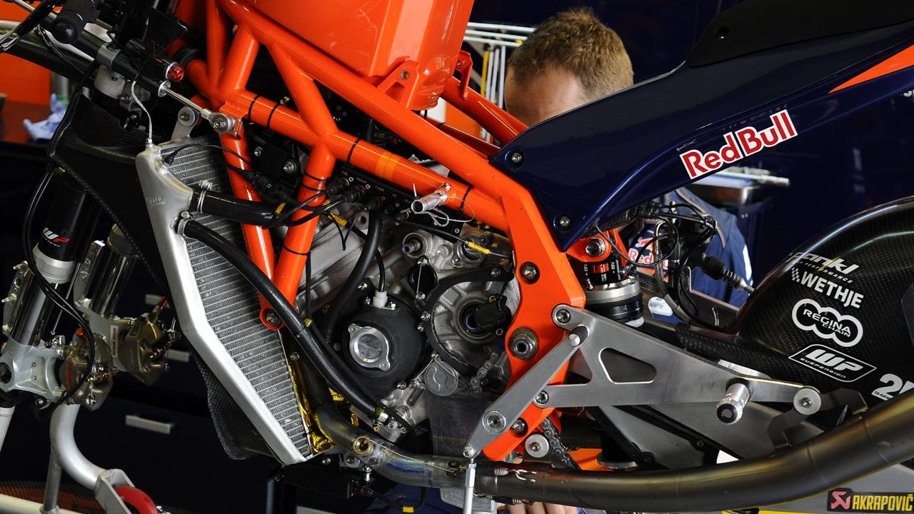 Fin a la venta de motores en Moto3