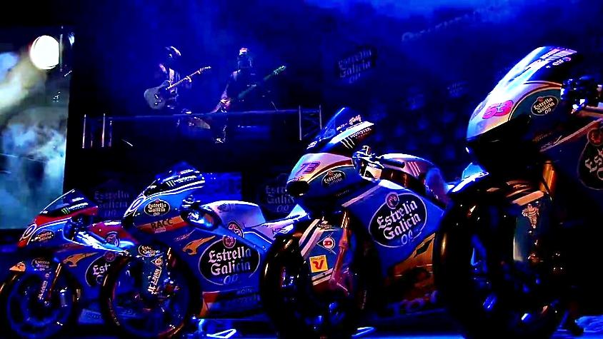 El Estrella Galicia 0,0 desvela sus motos 2017 para MotoGP, Moto2, Moto3 y más