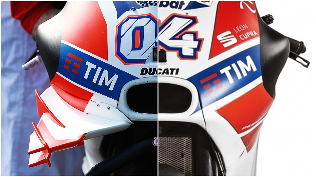 Ducati aún no sabe volar sin alas