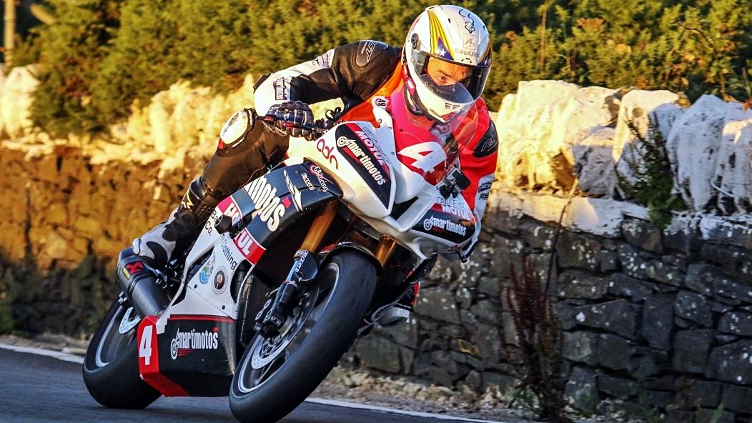 Raül Torras ya tiene la licencia para correr el TT de la Isla de Man 2017 en tres categorías