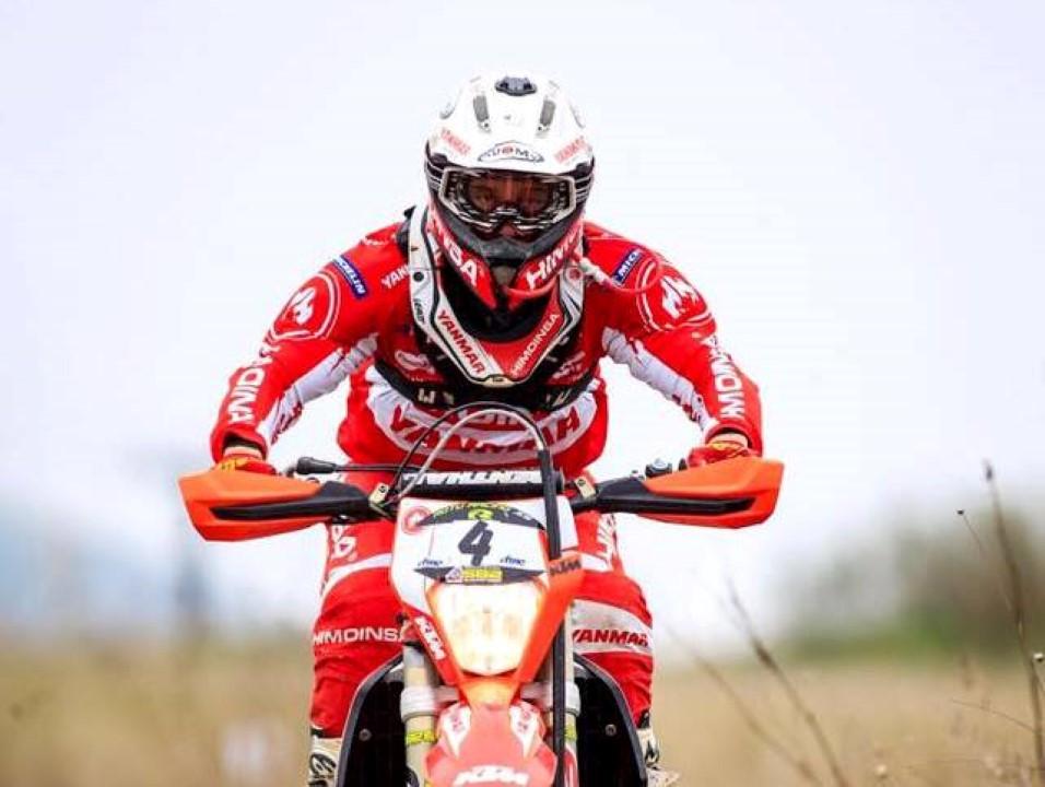 Gerard Farrés vence en la primera prueba del Nacional Cross Country