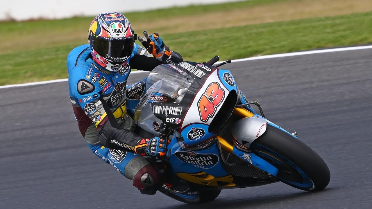 La sorpresa de Honda a Jack Miller para estar con los mejores en Qatar