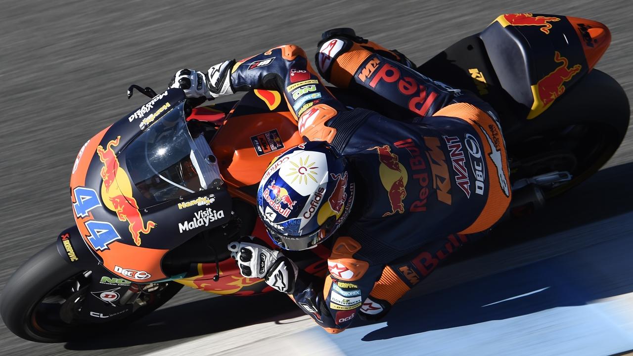 KTM se postula como aspirante al título en su primer año en Moto2