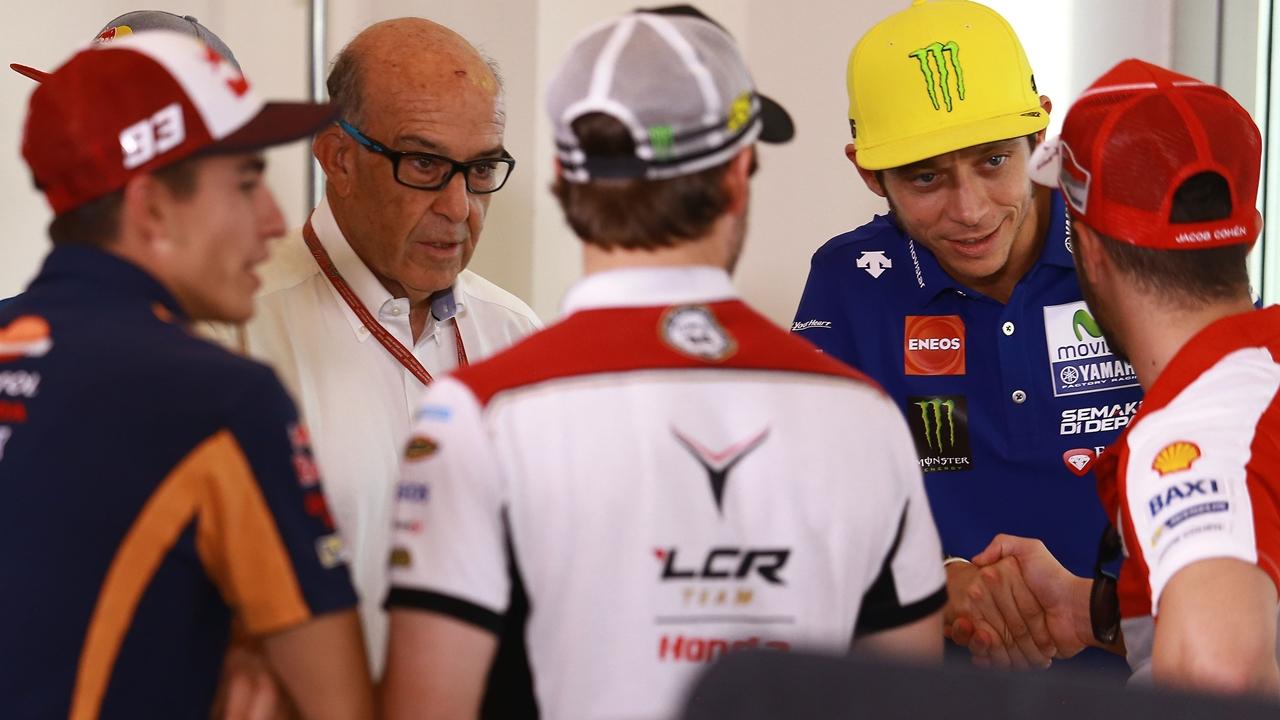 MotoGP 2019 tendrá una categoría de motos eléctricas