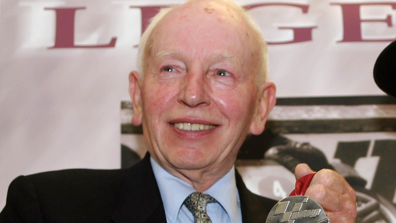 Fallece a los 83 años John Surtees, la gran leyenda de 500cc y la Fórmula 1