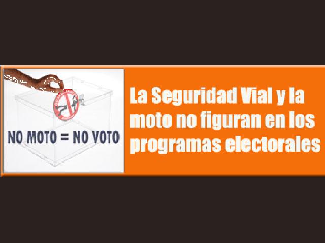 No moto-No voto