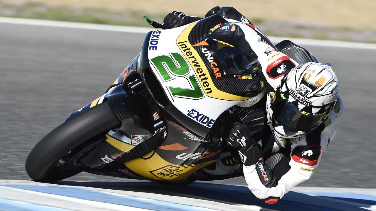 Iker Lecuona sufre diversas fracturas y Julián Simón será su sustituto en Qatar