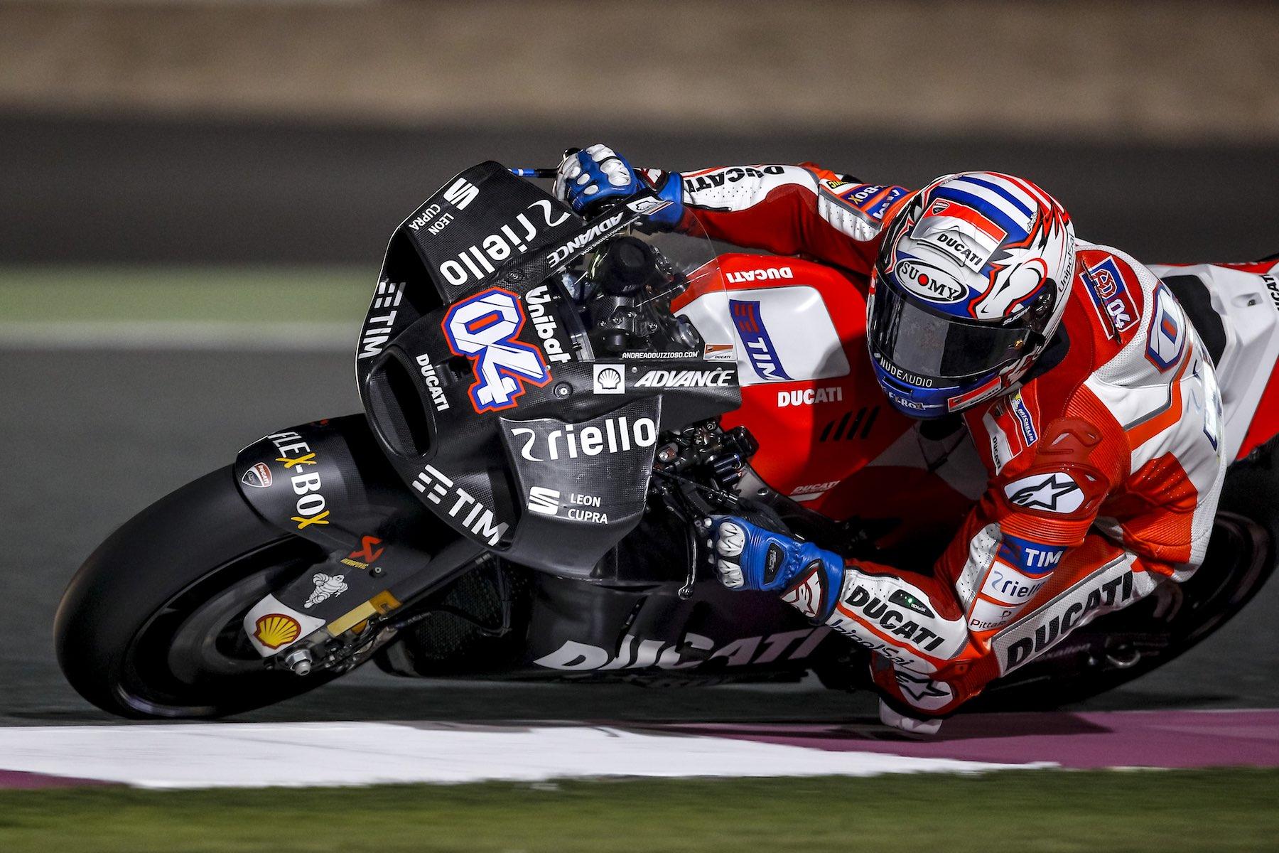 """""""Han hecho un gran trabajo, no era fácil crear una nueva aerodinámica sin alas"""", satisfacción en Ducati"""