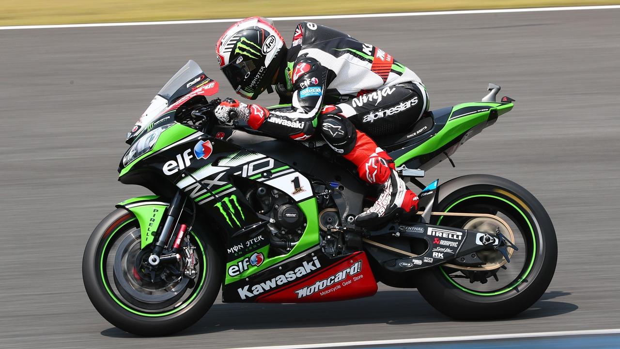 Jonathan Rea se pone a cien en Tailandia y apuntala su trono mundial en Superbike