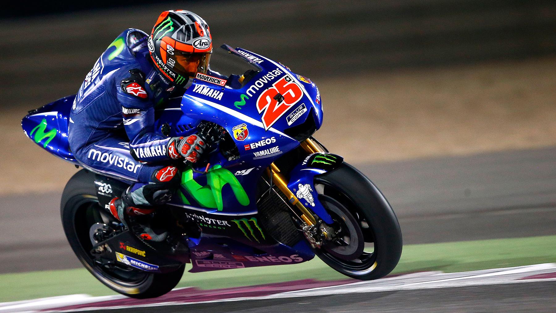 Final en los Test MotoGP, Maverick Viñales domina y Jorge Lorenzo recupera terreno