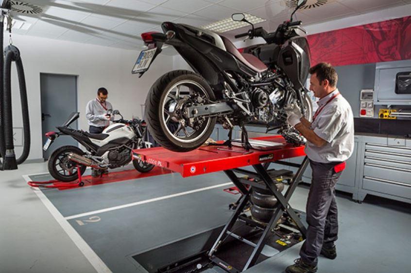 Moremoto incorpora taller propio a sus instalaciones