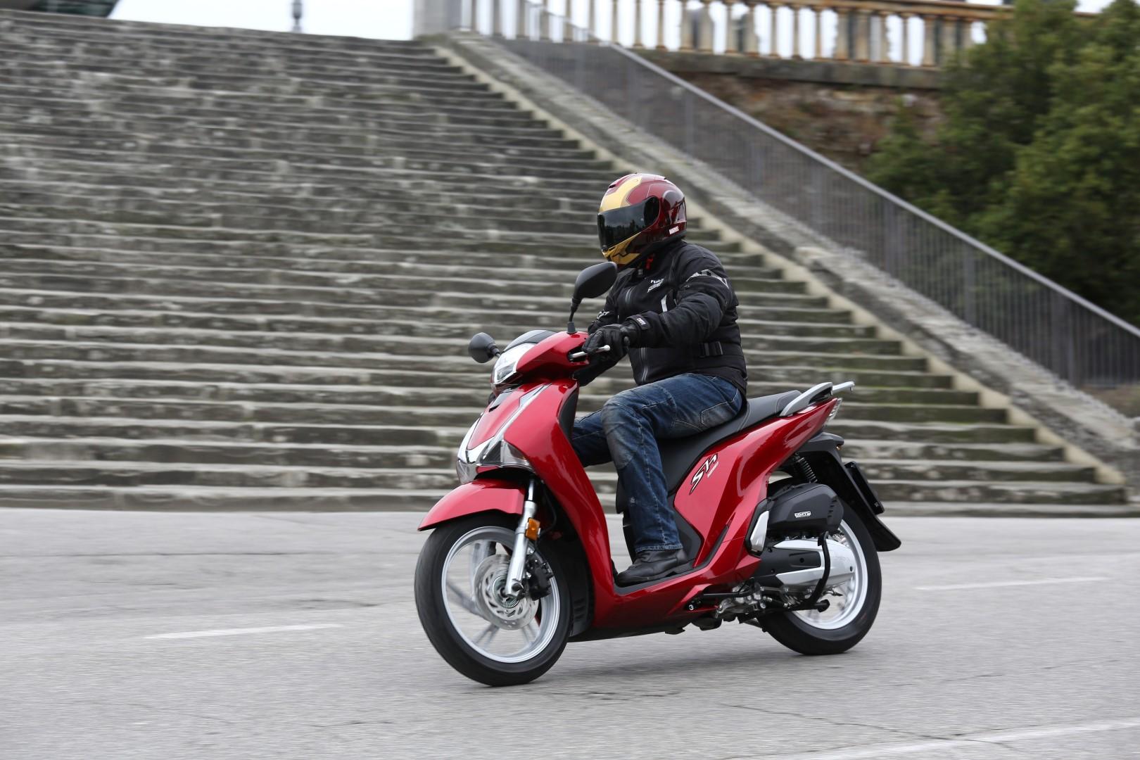 Honda SH125i 2017, elige versión