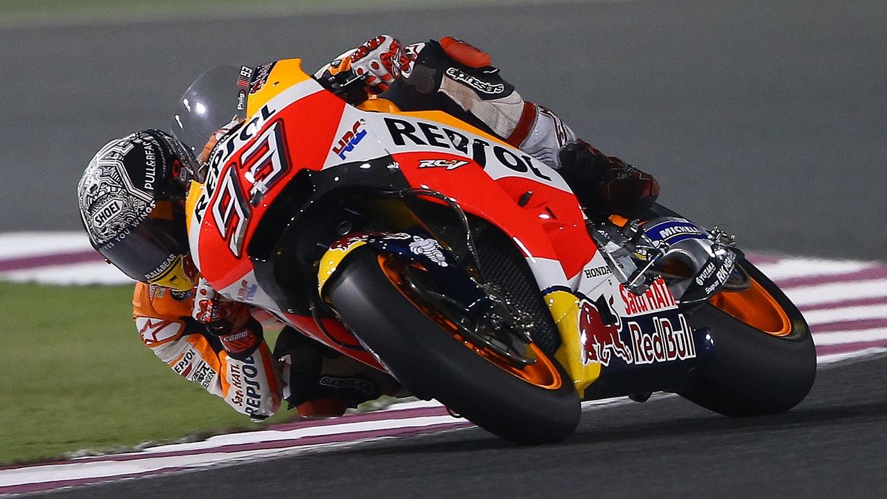 Marc Márquez señala tres rivales y medio por el título de MotoGP 2017