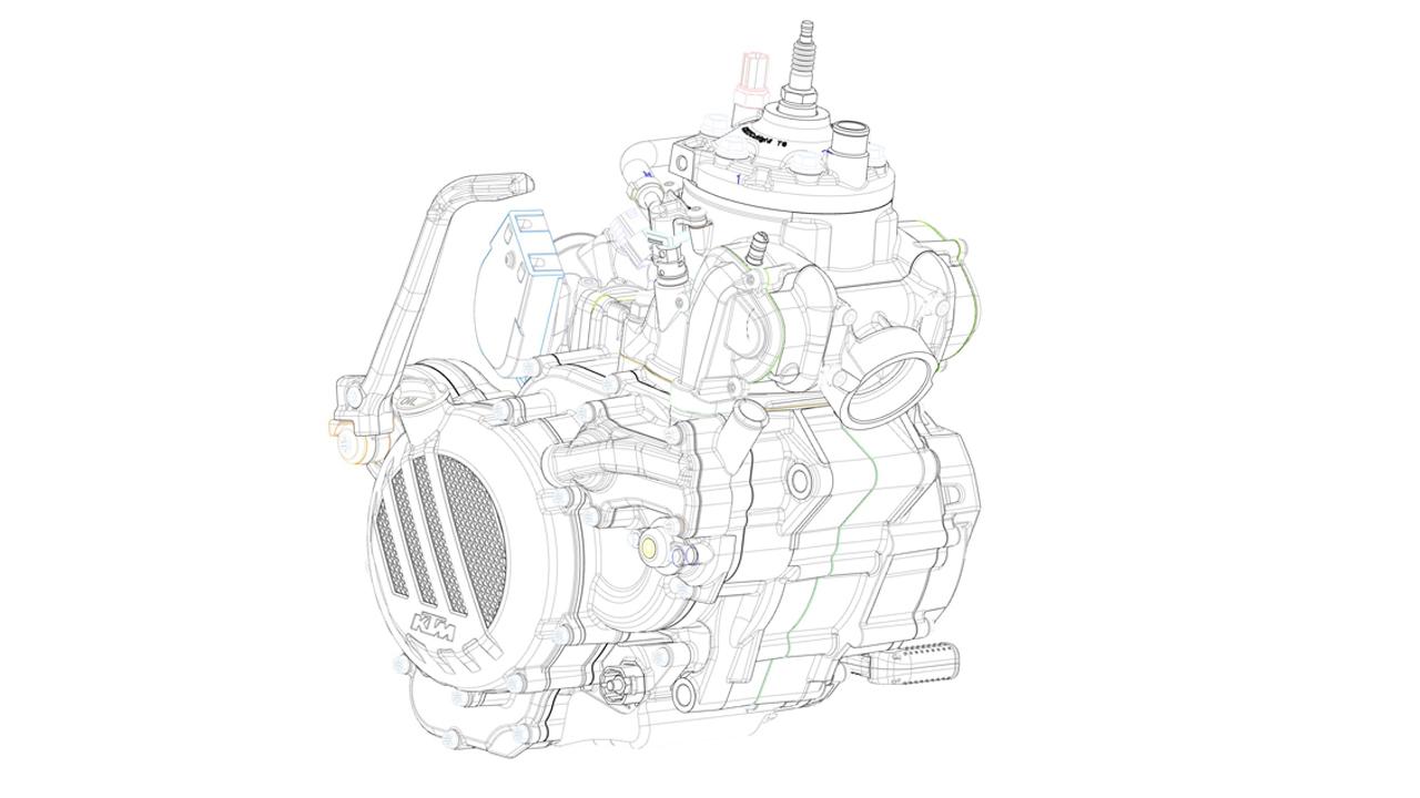 Inyección electrónica en las KTM Enduro 2T 2018, novedad confirmada