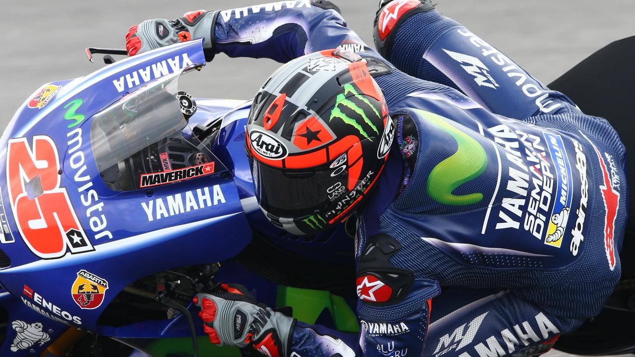 Maverick Viñales diseña el retrato robot del piloto perfecto de MotoGP