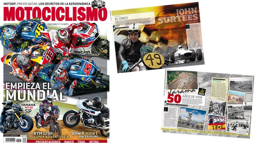 Empieza el Mundial de MotoGP 2017 en MOTOCICLISMO