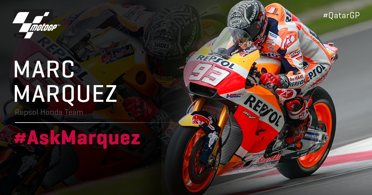 En MotoGP 2017 puedes preguntar a Valentino Rossi o Marc Márquez en rueda de prensa