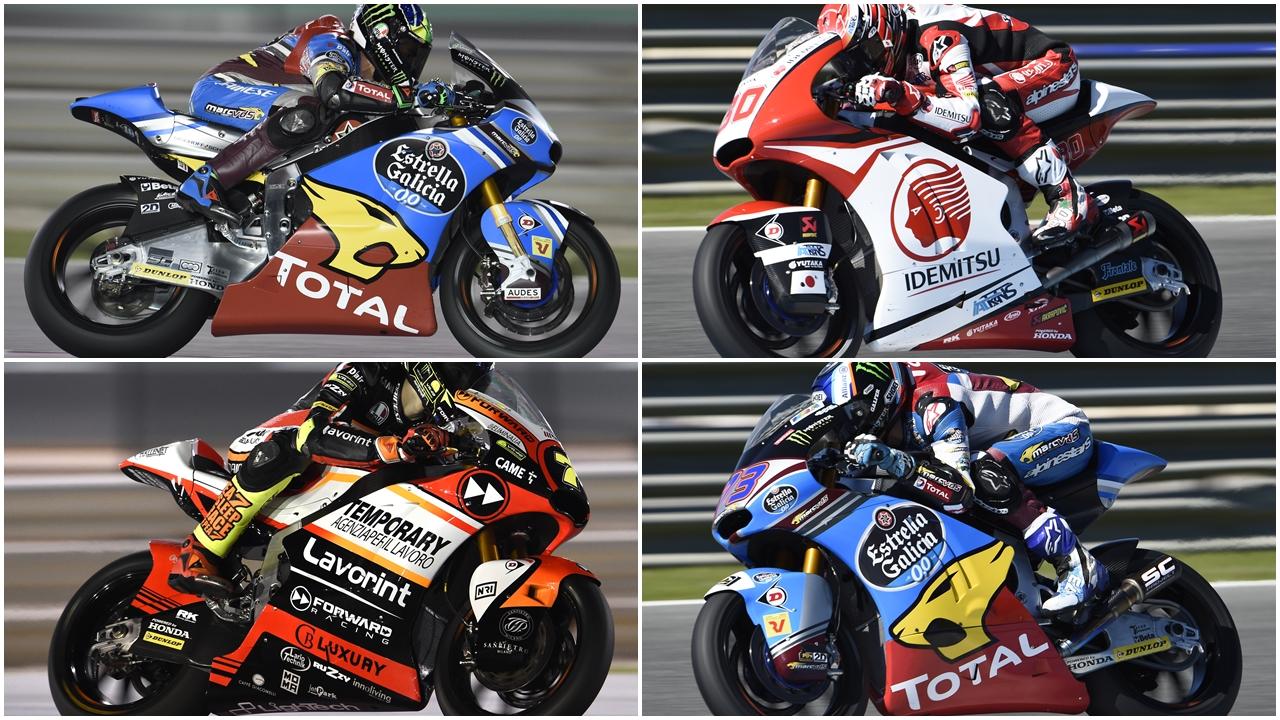 Previa Mundial de Moto2 2017: lista de equipos y pilotos, calendario y cinco favoritos
