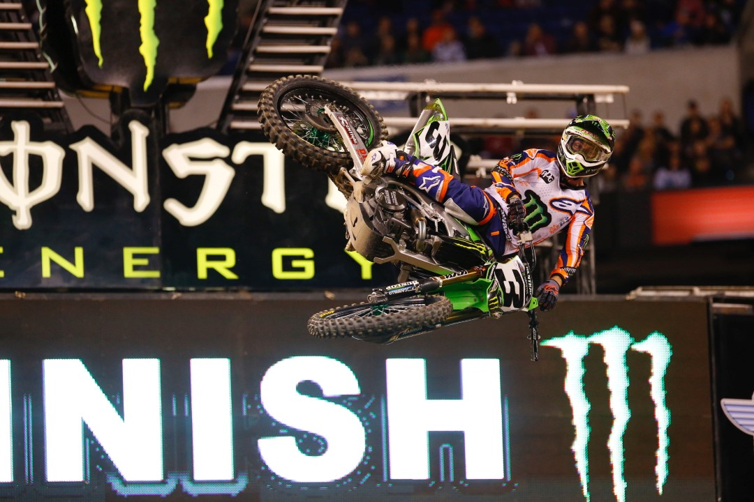SX USA Indianápolis 2017, Eli Tomac sigue imparable y Dungey cede terreno