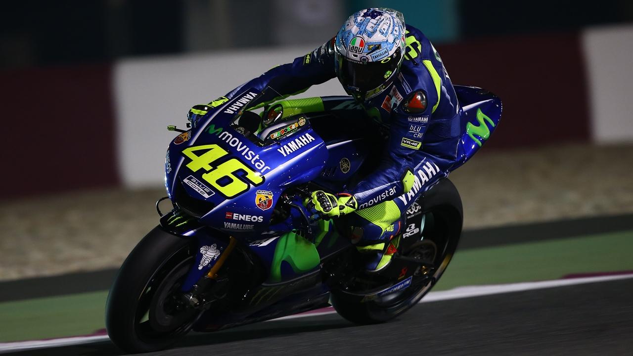 """Valentino Rossi: """"Puede haber ocho pilotos luchando por el campeonato"""""""
