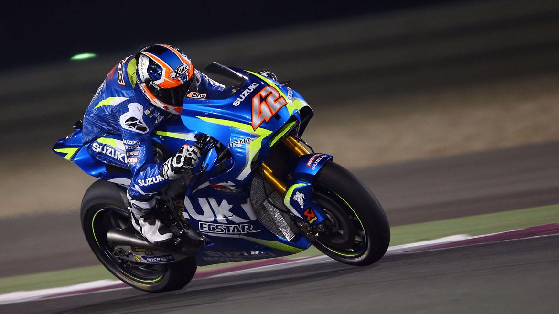 """Álex Rins: """"Me han caído las primeras hostias en MotoGP"""""""
