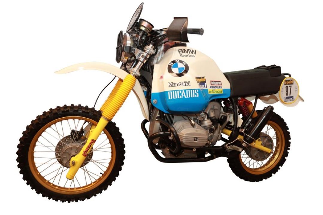 BMW R 80 G/S Paris-Dakar 1983, una apuesta por la fiabilidad