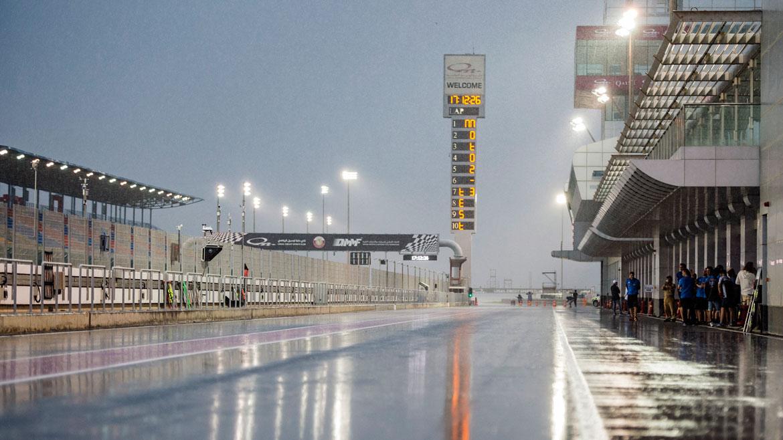 Horarios modificados de MotoGP del sábado en el GP de Qatar