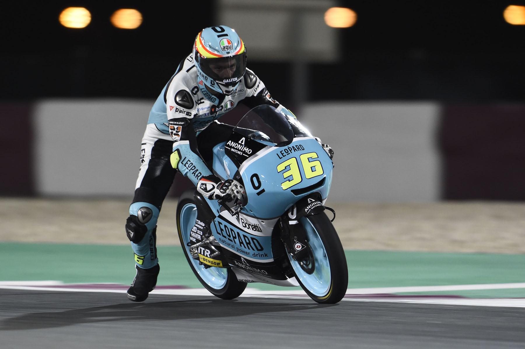 Joan Mir gana con contundencia una carrera de Moto3 para enmarcar
