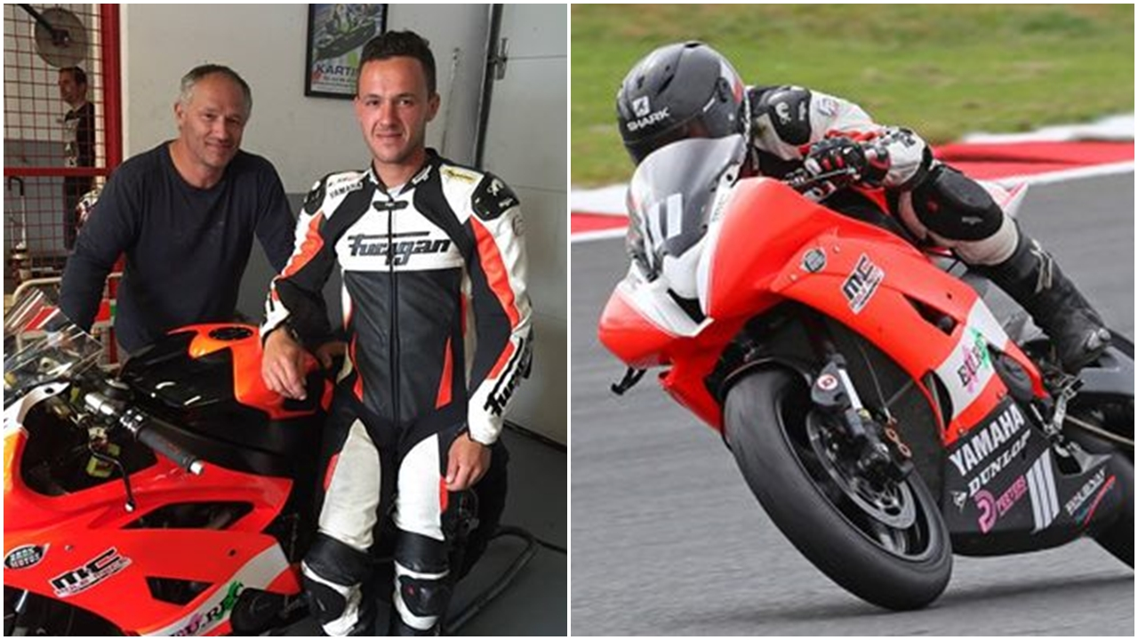 Fallece en Le Mans el francés Adrien Protat, piloto de Supersport del FSBK