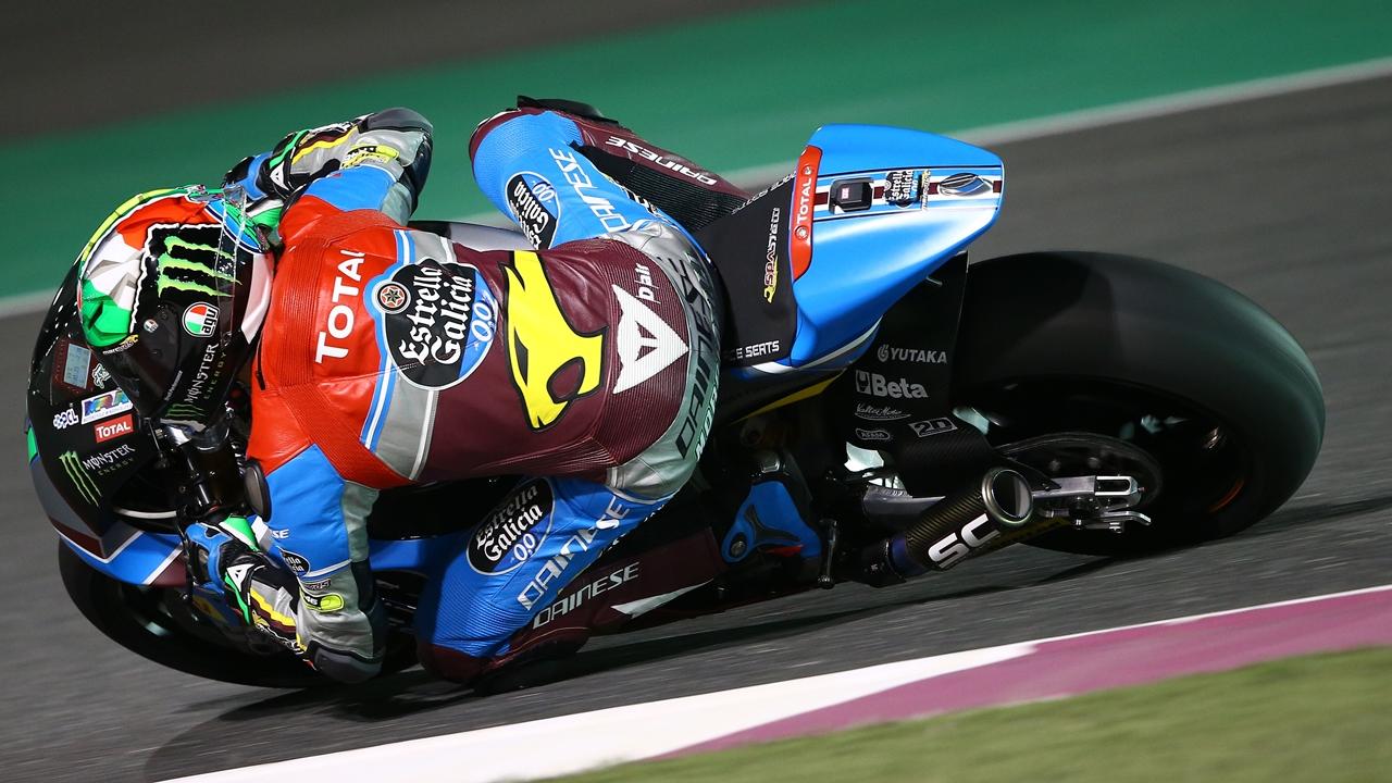 Franco Morbidelli arrasa en Qatar y se confirma como gran favorito al título de Moto2