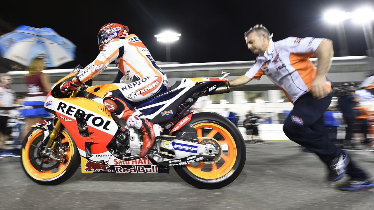 Marc Márquez tendrá que borrar su propia historia para conquistar MotoGP 2017