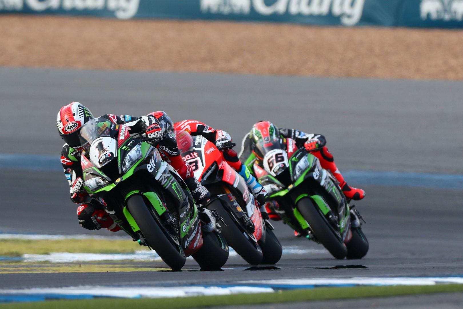 Las Superbike aterrizan en MotorLand Aragón para la tercera cita del año