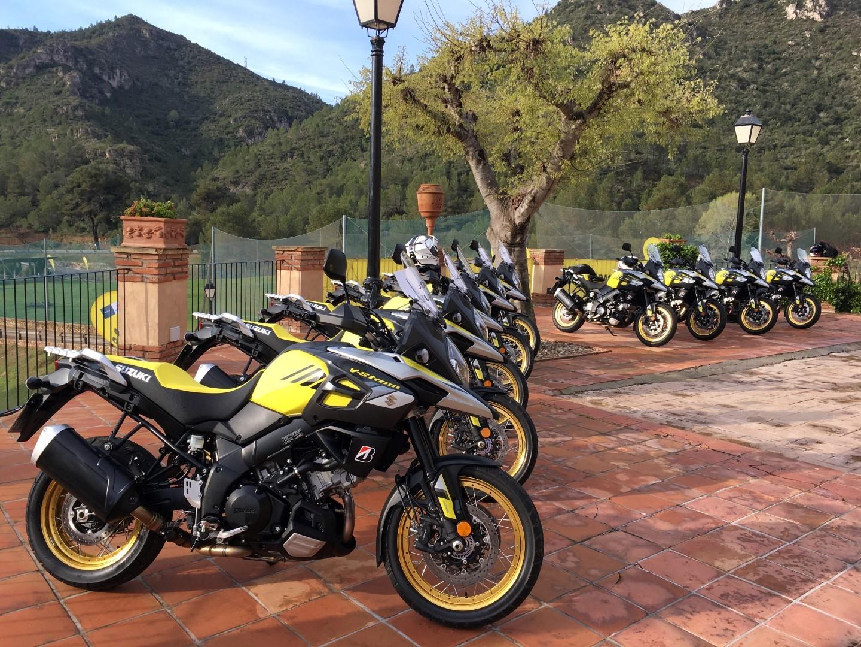 Suzuki V-Strom 1000 XT 2017, prueba, ficha técnica y primeras impresiones