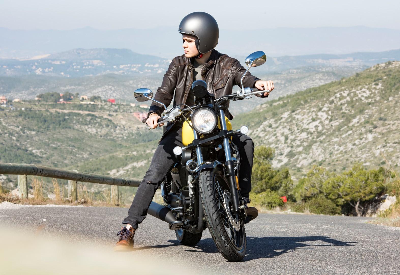 Llega la nueva marca de motos Macbor