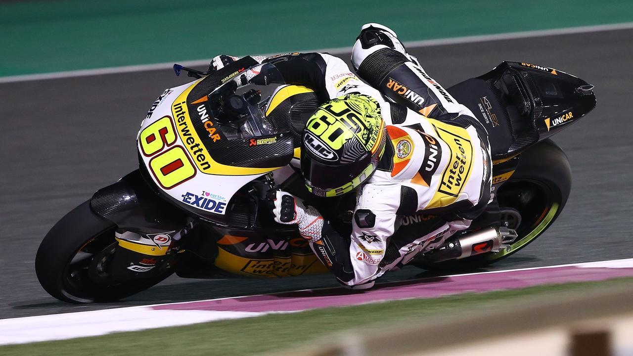 Julián Simón debutará en el Mundial de Superbike en Aragón