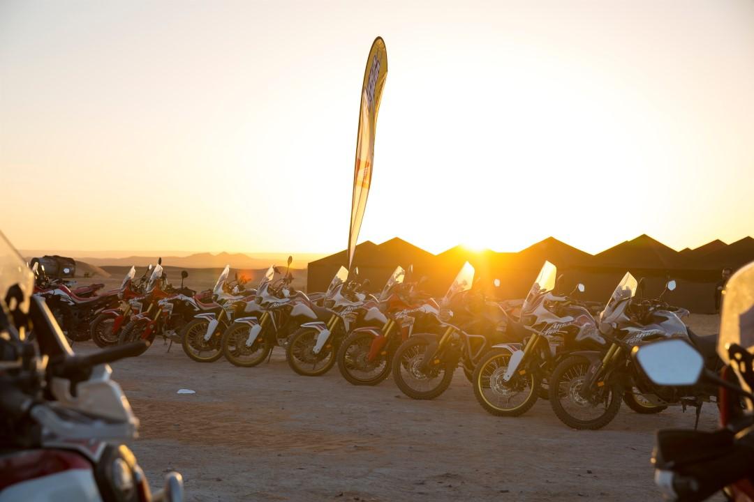 Finaliza la aventura del primer Africa Twin Morocco Epic Tour