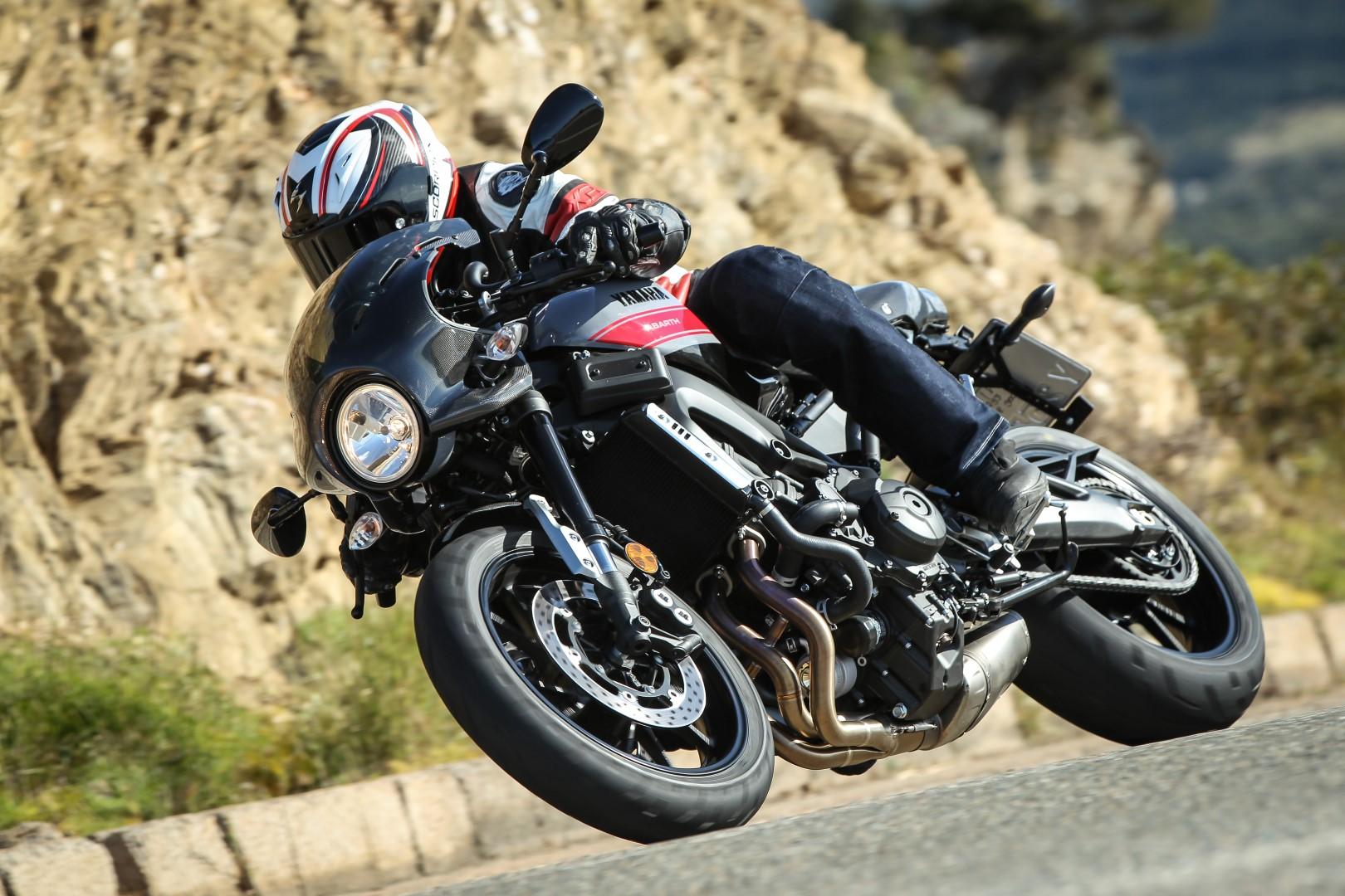 Yamaha XSR900 Abarth: prueba, ficha técnica y primeras impresiones