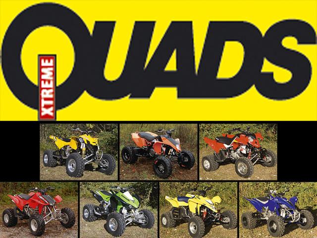 Quads Xtreme Nº 35