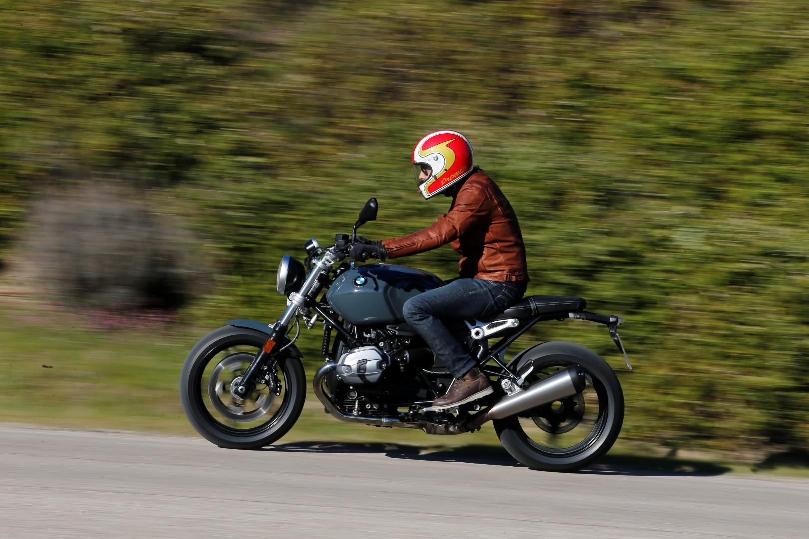 BMW R nineT Pure, prueba, ficha técnica y primeras impresiones
