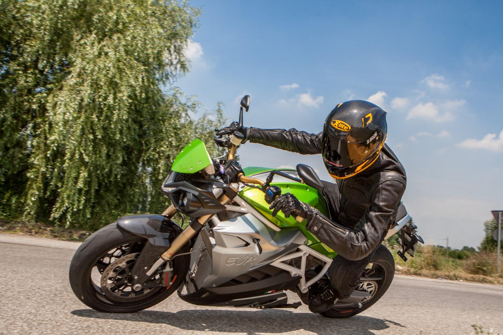 Energica: motos eléctricas, accesibles y con plan de recompra