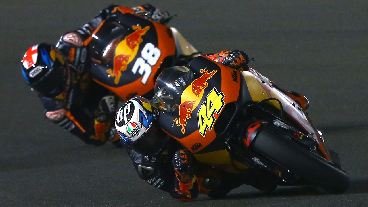 Conquistar MotoGP 2019, el objetivo de KTM