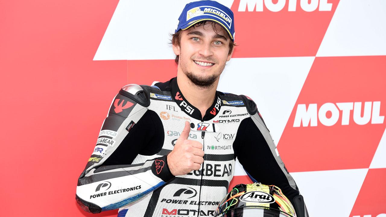 """Karel Abraham: """"Este resultado demuestra que mi lugar está en MotoGP"""""""