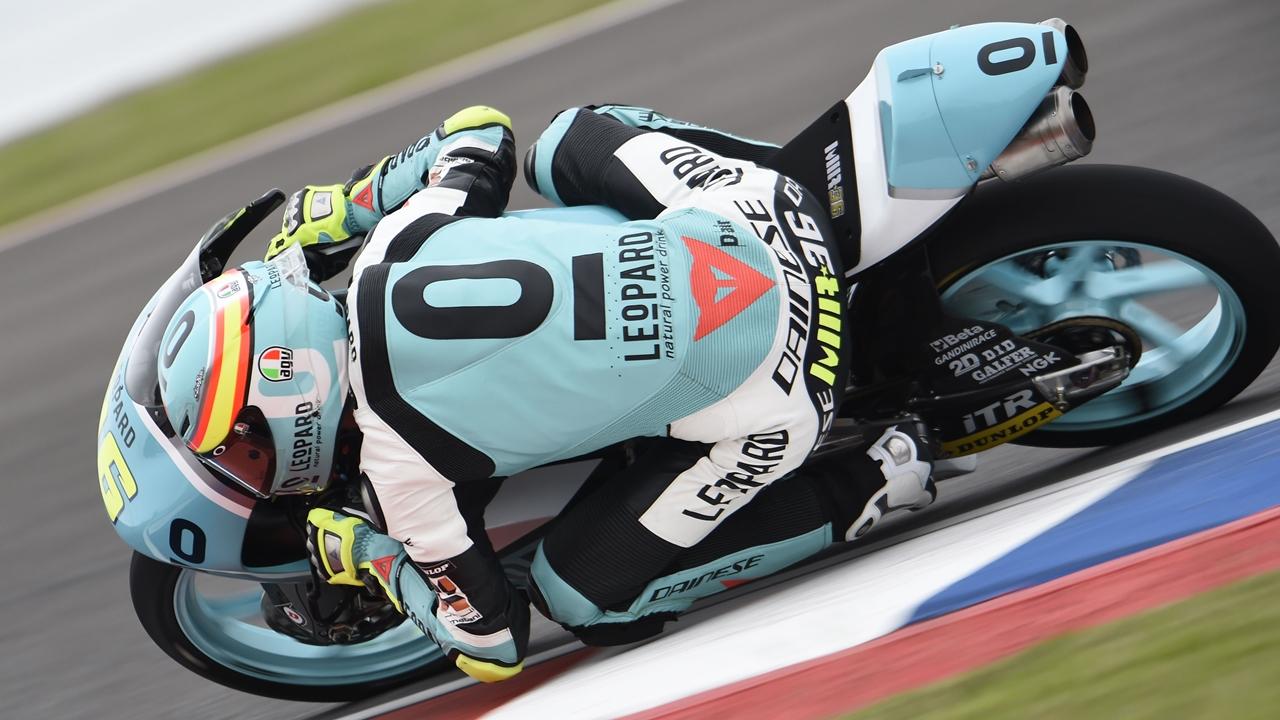 Joan Mir se hace inmenso en Argentina y firma su segunda victoria seguida en Moto3