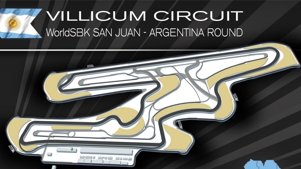 El Mundial de Superbike 2018 llegará a Argentina en El Villicum de San Juan