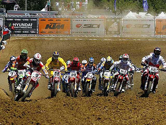 Cambios en el reglamento del Mundial de Supermotard y de Motocross