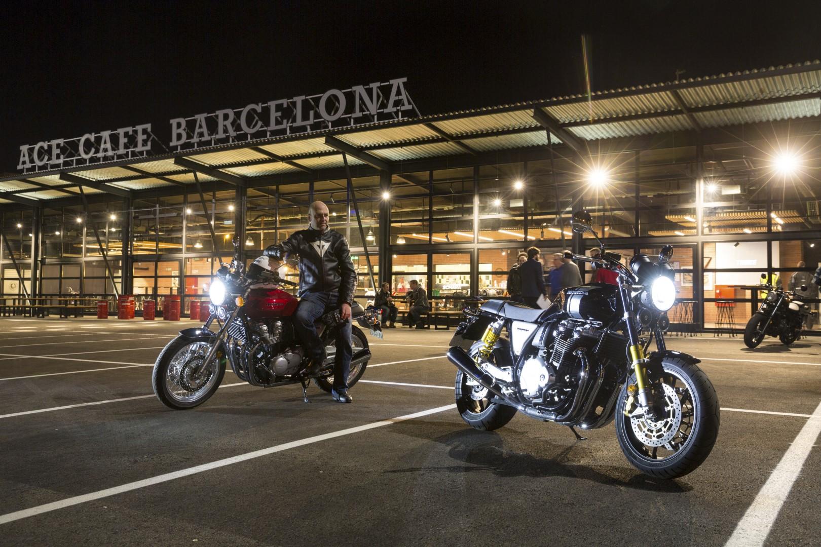 Honda CB1100RS & CB1100EX, prueba, ficha técnica y primeras impresiones