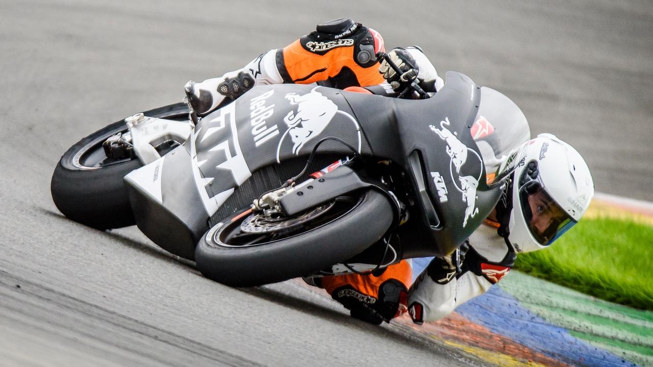 Ricky Cardús correrá con KTM en Austin como sustituto del lesionado Brad Binder