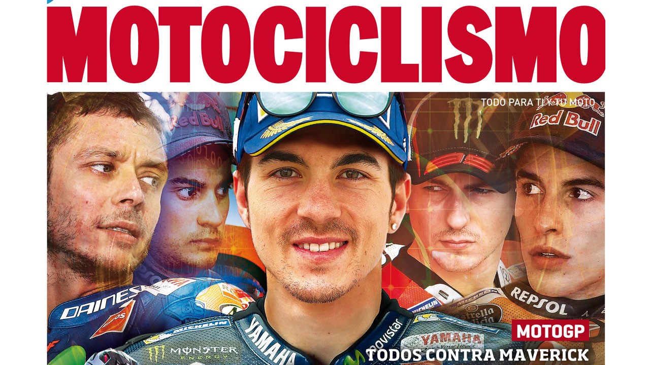 Maverick Viñales, el quinto elemento en MOTOCICLISMO